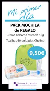 mochila Farmacia Acacia