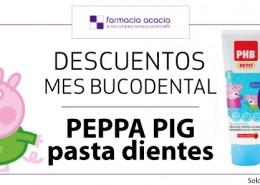 peppa Pig Farmacia Acacia