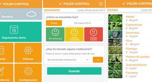polen app
